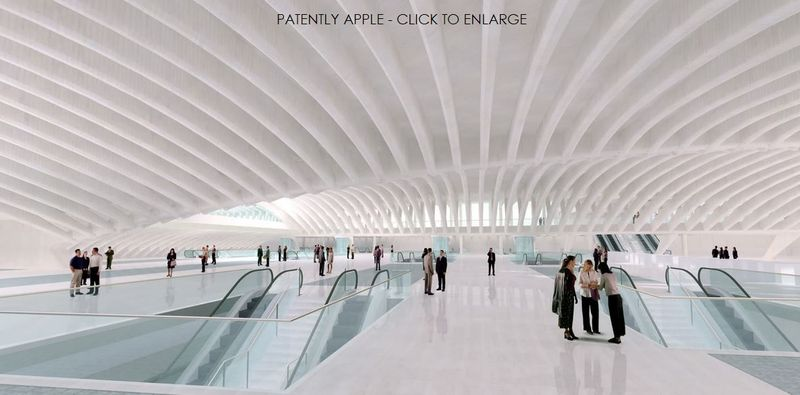 3 WTC BUILDING DESIGN - APPLE STORE IS ON LOWER LEVEL