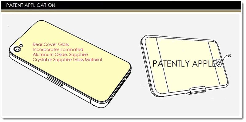 1. Sapphire Cover Glass patent
