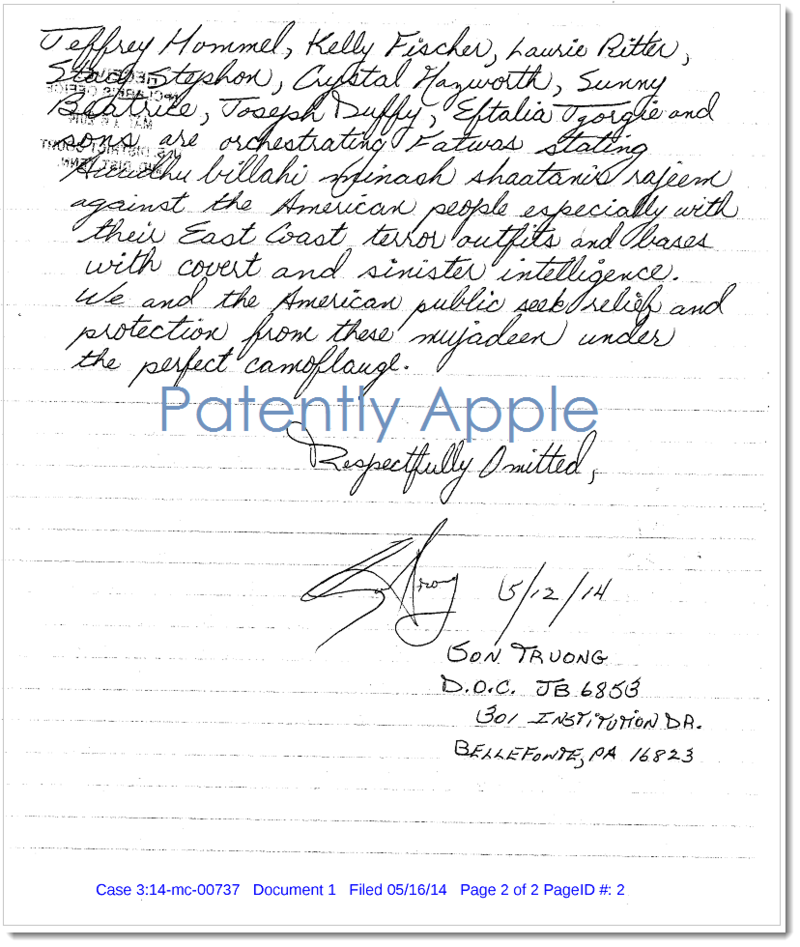 3AF - SAMSUNG V. APPLE - The Craziest lawsuit in history Page_2