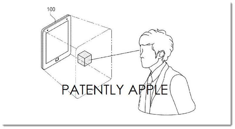 4AF Samsung 3D patent