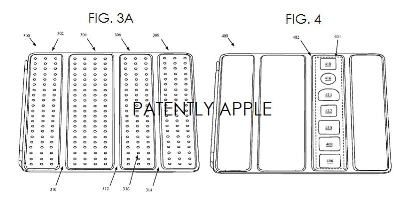 4AF - APPLE SMART COVER TO GET SMARTER - FIGS. 3A AND 4