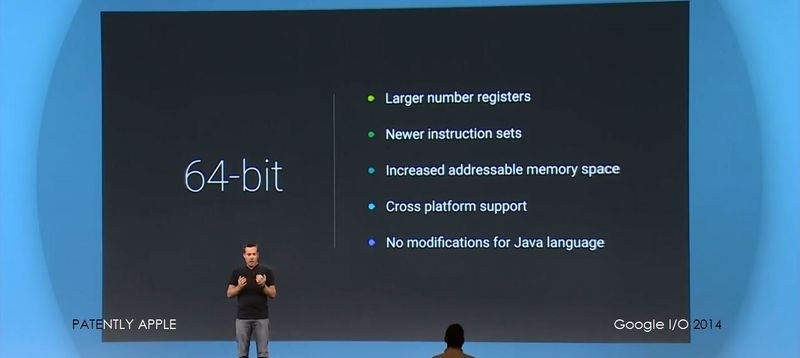 4AF Google IO  - Moving to 64-bit