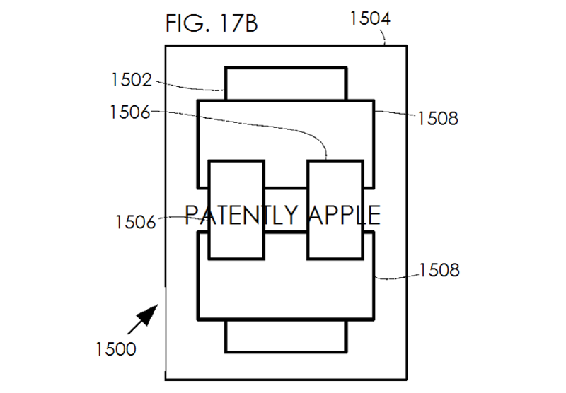 2AF - APPLE PATENT FIG. 17B