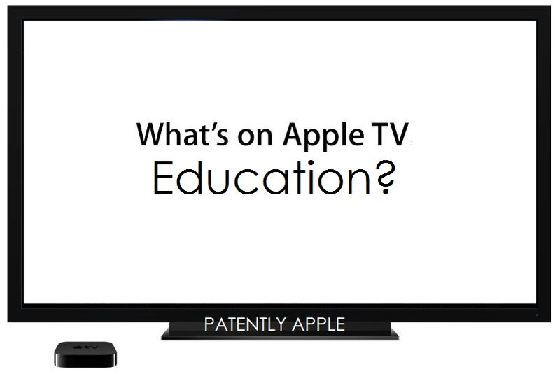 2AF - WHAT'S ON APPLE TV - EDUCATION