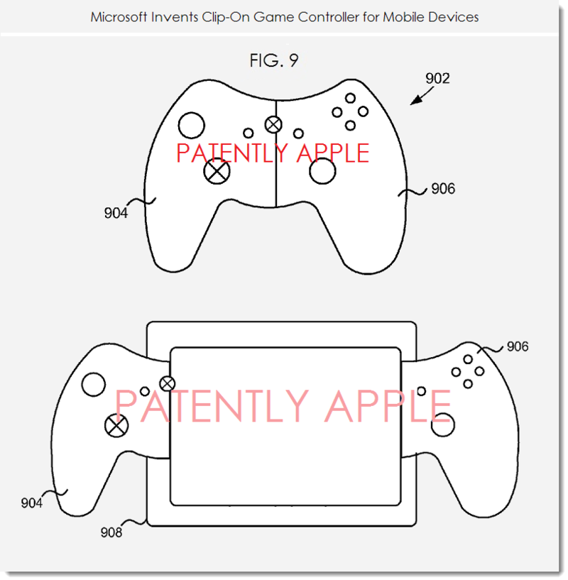 2 PA AF2 - MSFT CLIP ON GAMING CONTROLLER FIG. 9