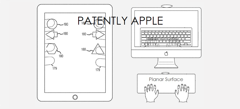 1AF -  COVER - APPLE PATENT FOR IPAD BACKSIDE GAMING CONTROLS & V. KEYBOARD