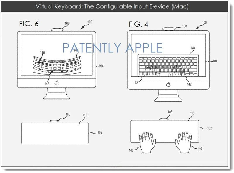 3AF - APPLE VIRTUAL KEYBOARD