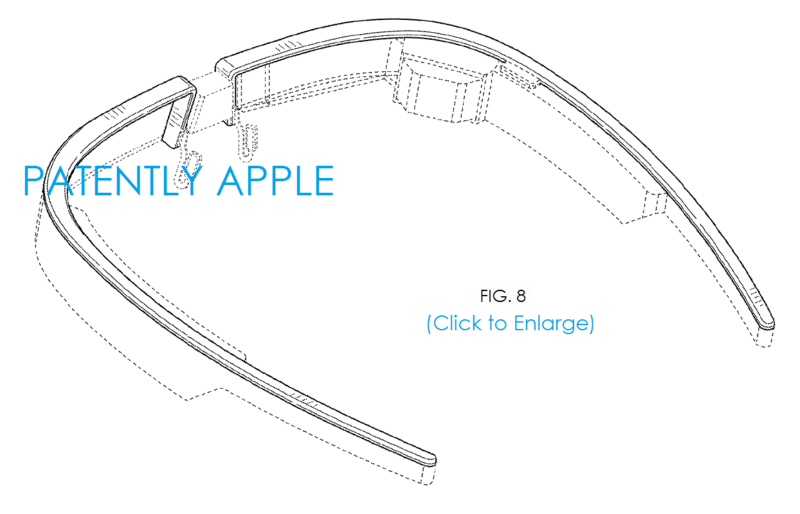4AF - Google Glass fig. 6 VIEW FROM BACKSIDE