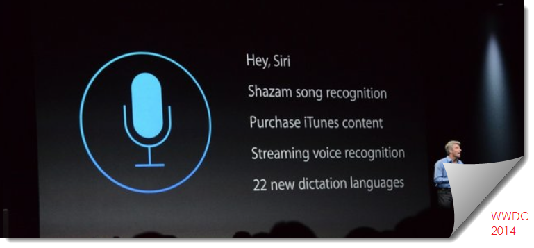3A2 HEY SIRI - APPLE IOS 8 FEATURE