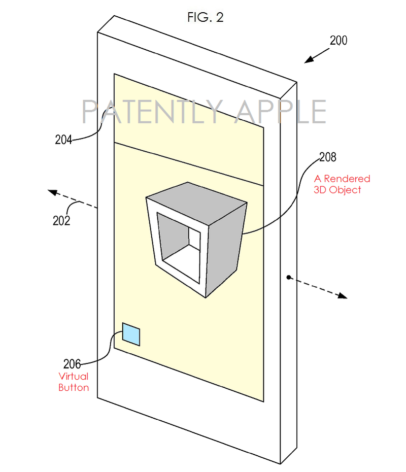 2AF - APPLE 3D PATENT FIG. 2