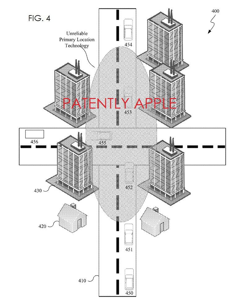 2AF2 JPEG - URBAN CANYONS, APPLE LOCATION PATENT