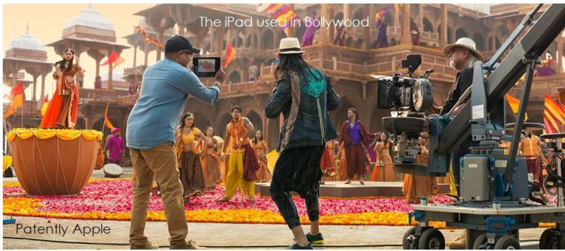 7AF EXTRA IPAD IN BOLLYWOOD