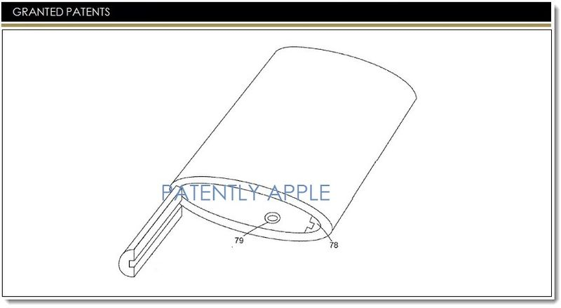 1AF COVER - APPLE GLASS ENCLOSURE GRANTED PATENT