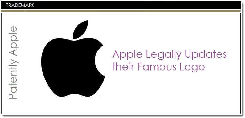 1AF - APPLE LEGALLY UPDATES THEIR FAMOUS LOGO