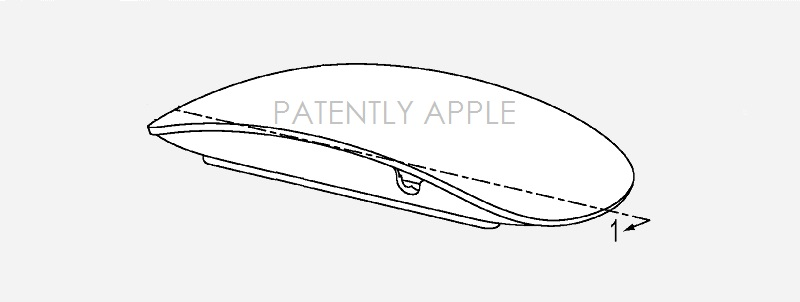 1AF COVER FUTURE MAGIC MOUSE WITH FORCE SENSING