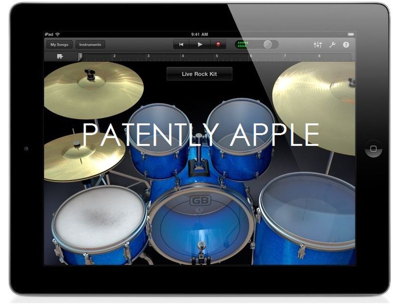 2AF2 DRUMS ON IPAD