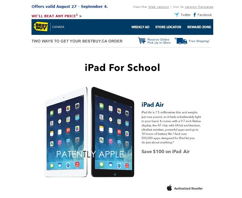The Apple iPad Air 16GB WiFi is manufactured by Apple and was added in December in the Tablets section This product has a rating of out of 5 The best price of the Apple iPad Air 16GB WiFi in Canada is $ at Amazon Canada.