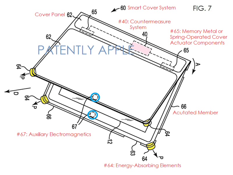 4AF -  IPAD SMART COVER EXAMPLE, FIG. 7