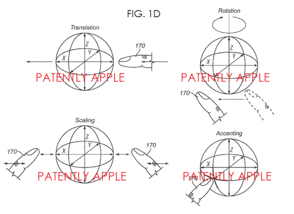 apple granted a killer interactive holographic display patent for future macs and idevices