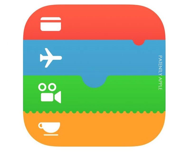 1AF. New Passbook icon reflecting Apple Pay - 86409458