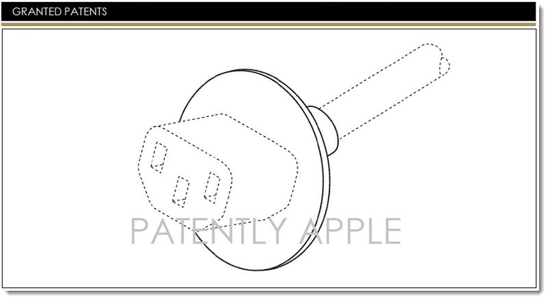 1af Apple granted patents for Oct 27, 2014