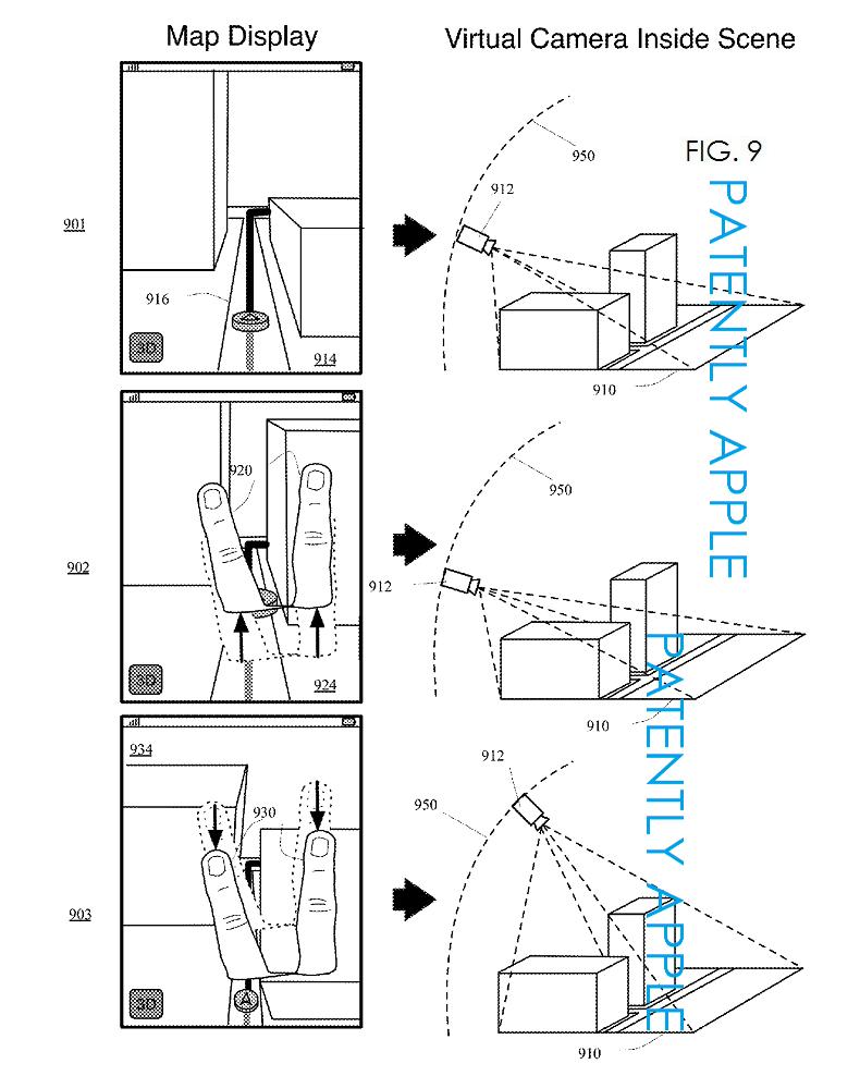 5AF - 3D NAVIGATION, MAPS