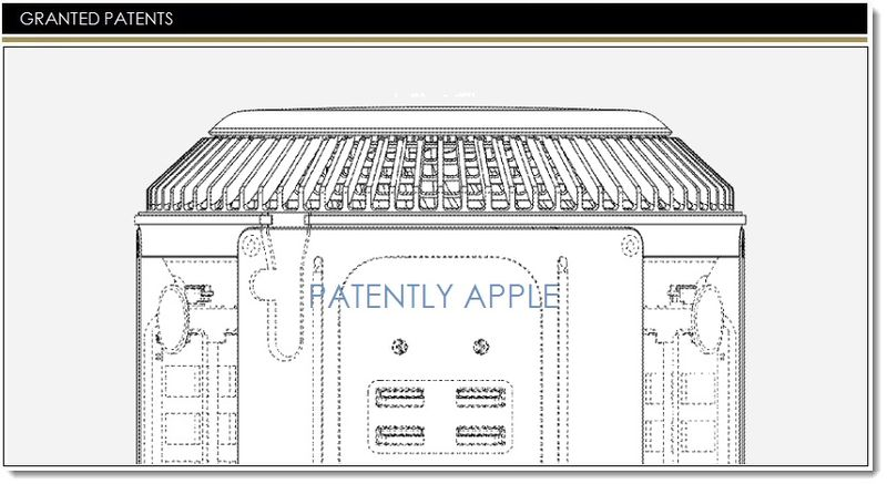 1AF - COVER - GRANTED PATENTS NOV 11, 2014 - MAC PRO DESIGN PATENT WIN