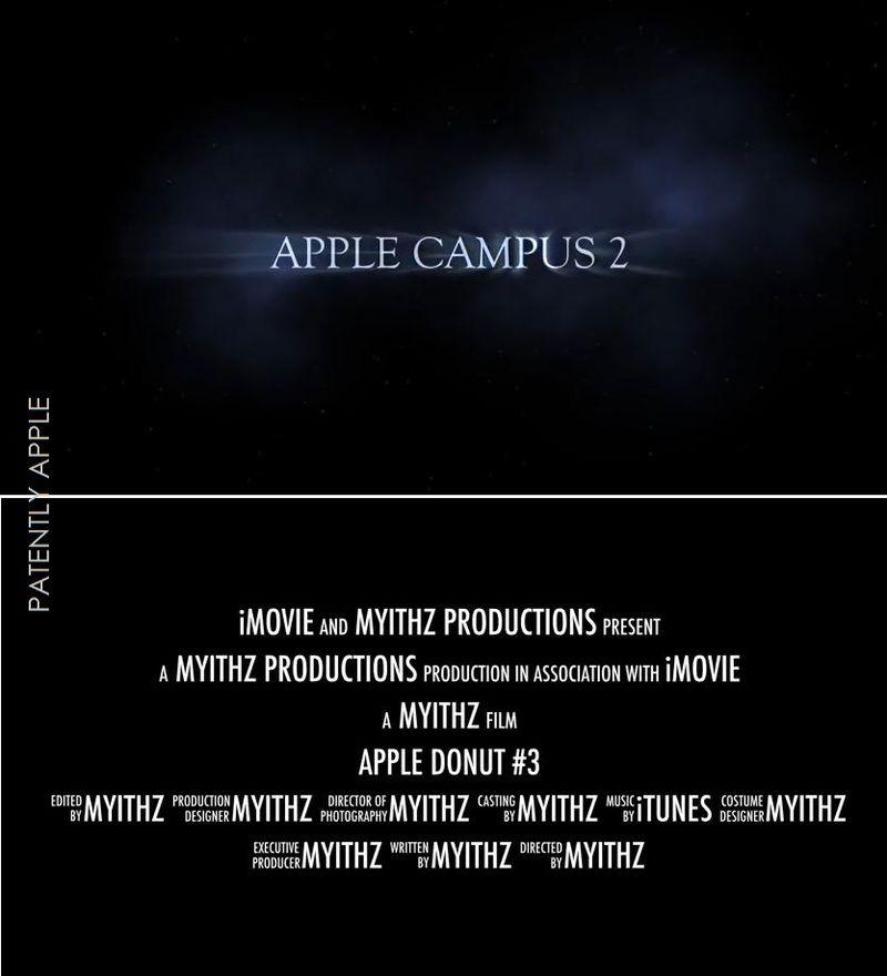 2AF 2 APPLE CAMPUS 2 UPDATE VIDEO