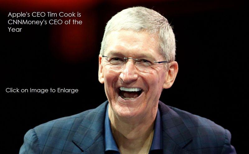 1AF APPLE'S CEO TIM COOK