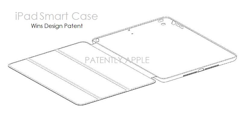 5AF 44 - DESIGN PATENT FOR SMART CASE WITH LIGHTNING PORT OPENING