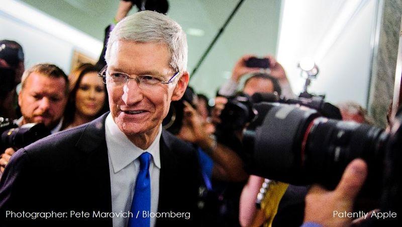 2AF Apple's CEO in Washington
