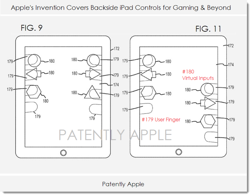 3AF 2014 - APPLE IPAD BACKSIDE CONTROLS FOR GAMING AND BEYOND