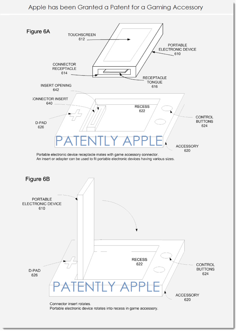 2AF GAMING PATENT GRANTED, APPLE, PATENTLY APPLE REPORT JAN 2015