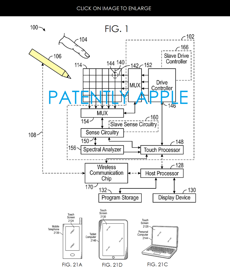 2AF - STYLUS RELATE APPLE PATENT FIG. 1