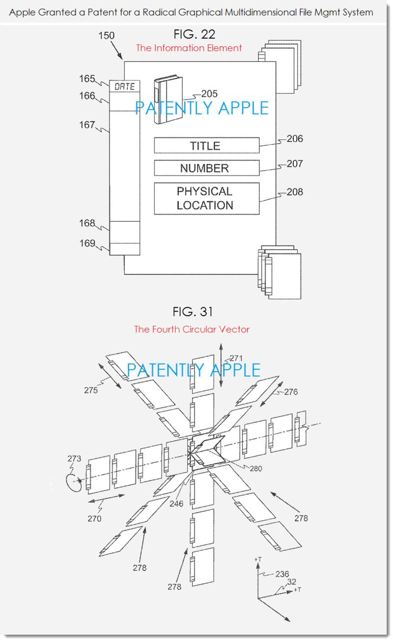 2af radical 3D document system