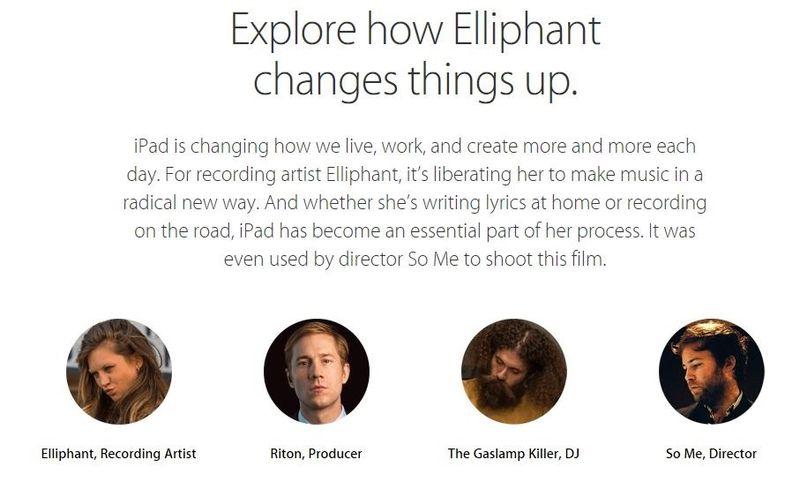 2 apple make music with ipad info