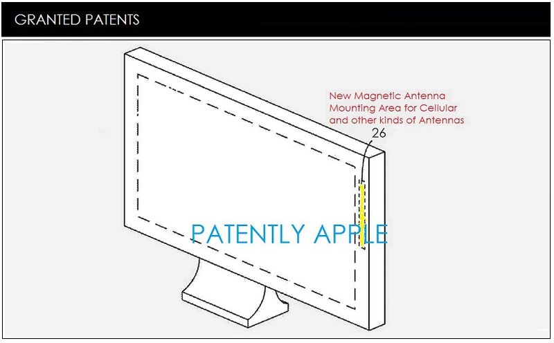 1AF 2 NEW CELLULAR ANTENNA SYSTEM FOR MACS AND FUTURE APPLE WATCH