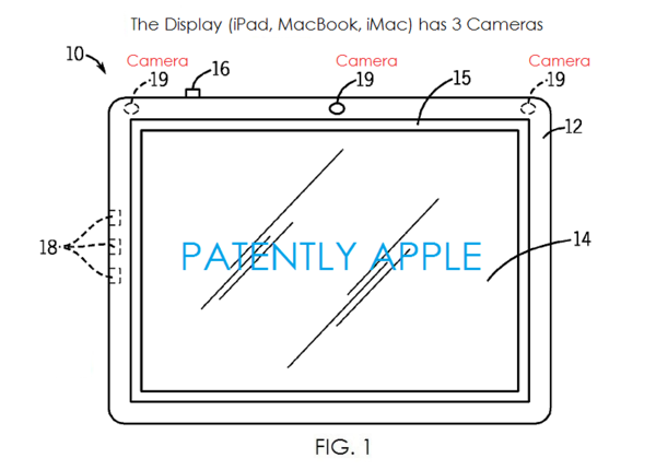 Apple Advances their Synchronized, Interactive Augmented Reality Display Invention