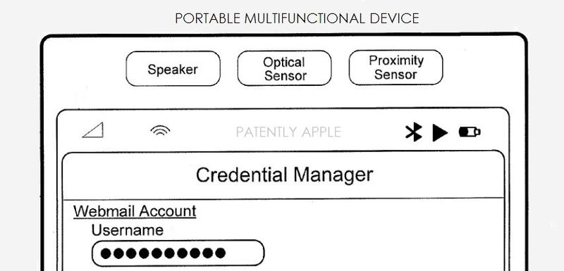 1AF 7 BIOMETRIC APPLE PATENT APPLICAITON REPORT, COVER GRAPHICS