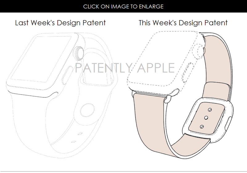 2AF 55 APPLE WATCH BAND PATENT