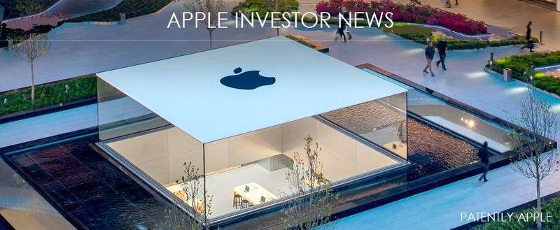 1 AAPL Investor news