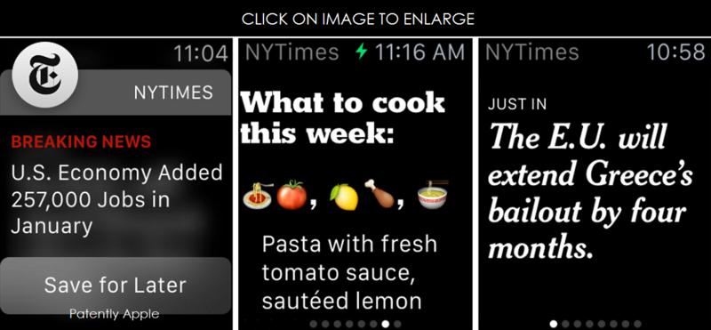 2af 2 nyt apple watch app for news
