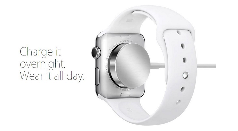 1AF3 MAGSAFE FOR APPLE WATCH