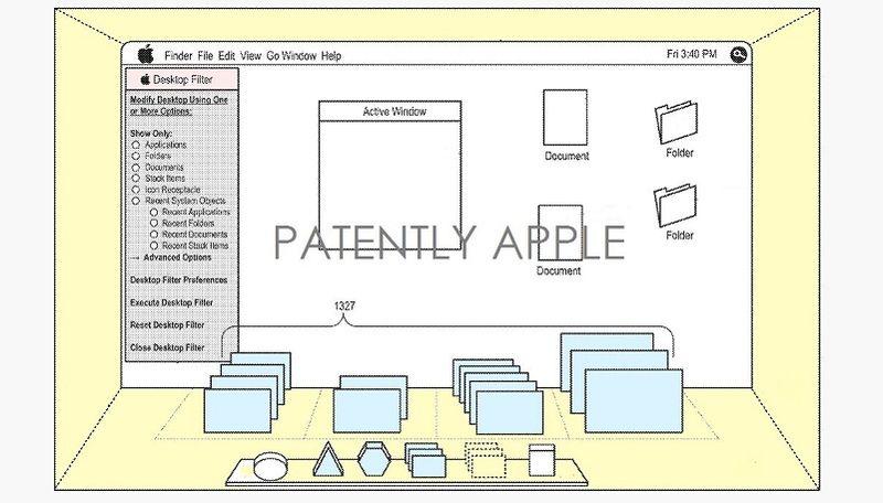 1AF 55 - 3D OS X UI