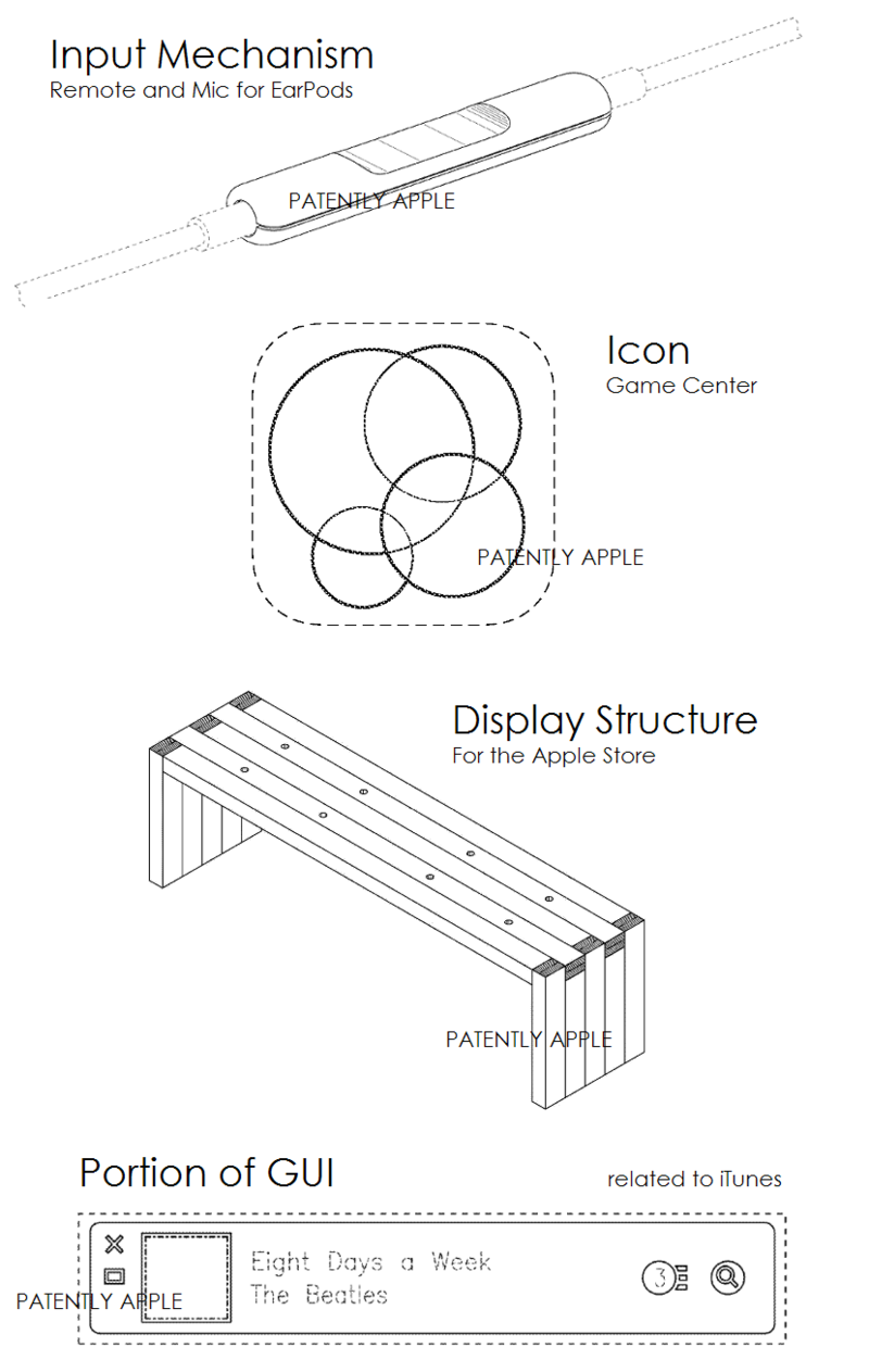 7AF - DESIGN PATENTS  APPLE MAY 5, 2015 - PATENTLY APPLE