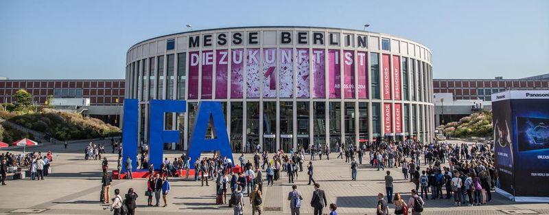 2 IFA SHOW IN BERLIN