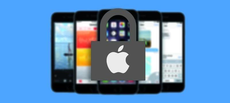 1AF 55 apple encryption