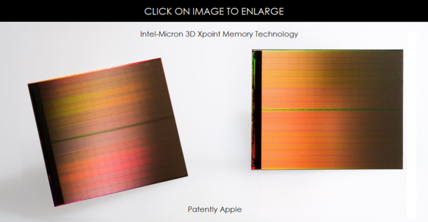 Intel-Micron Introduce 3D XPoint Memory that will Advance ...