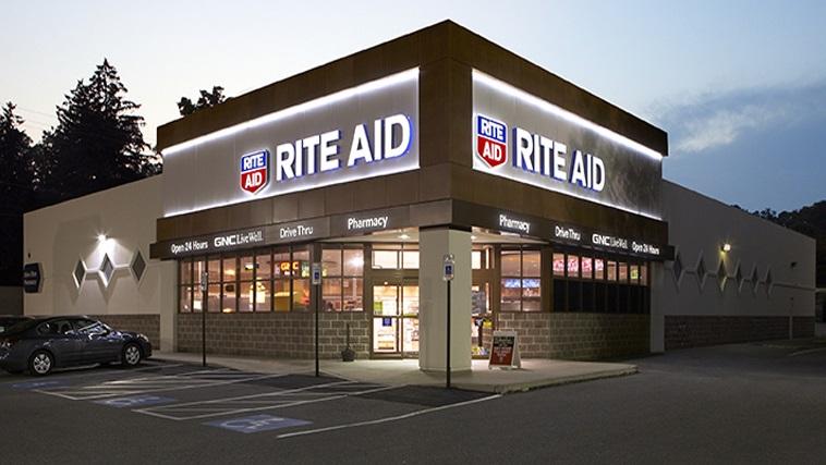 1AF 77 RITE AID STORE
