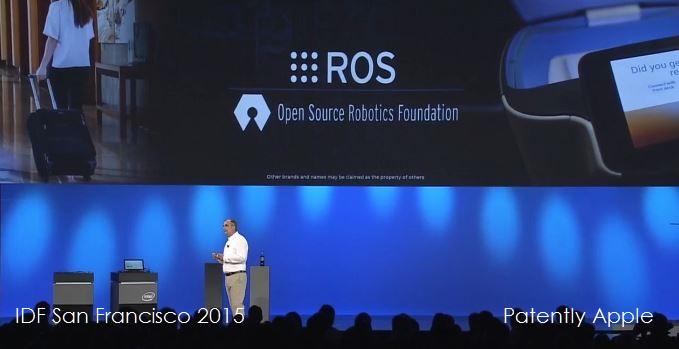 9AF ROS 55 OS FOR ROBOTS